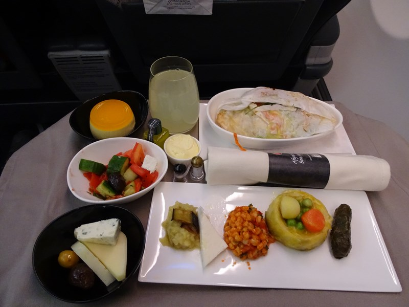 05. Catering Turkish Airlines