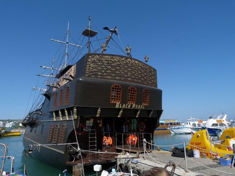 06. Corabia piratilor - Aya Napa