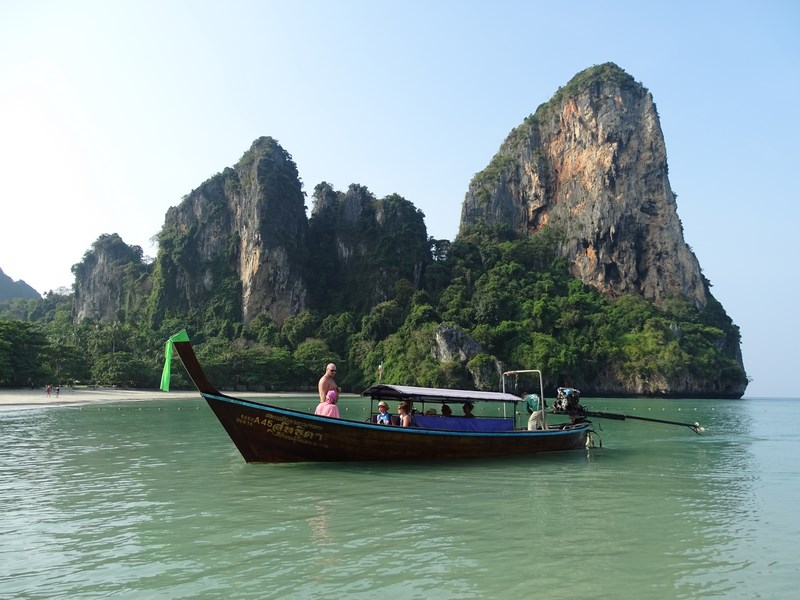 07. Railay West Beach
