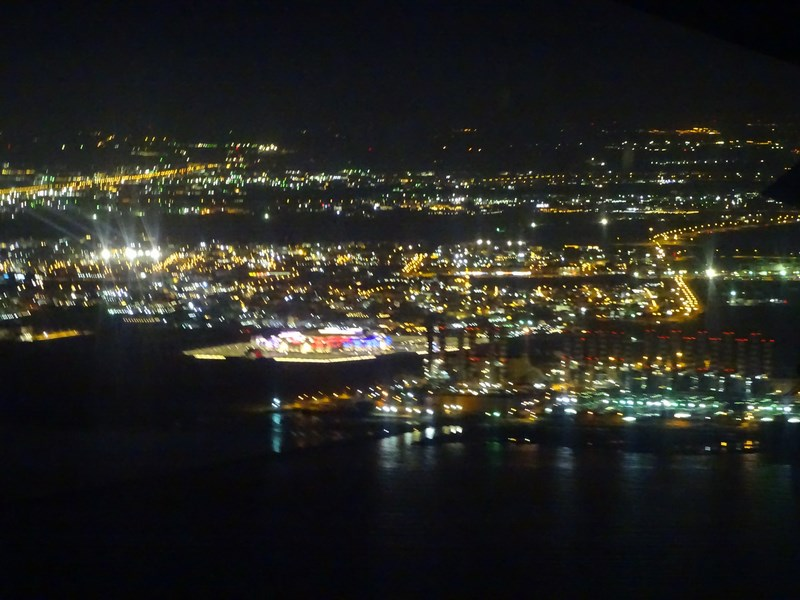10. Doha by night