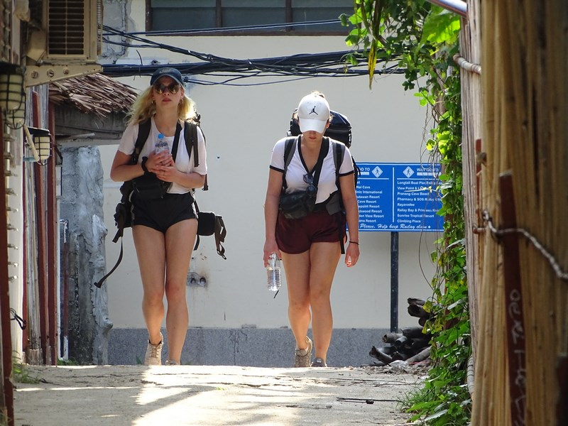 11. Australian escorts in Thailand