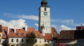 13. Sibiu Transilvania
