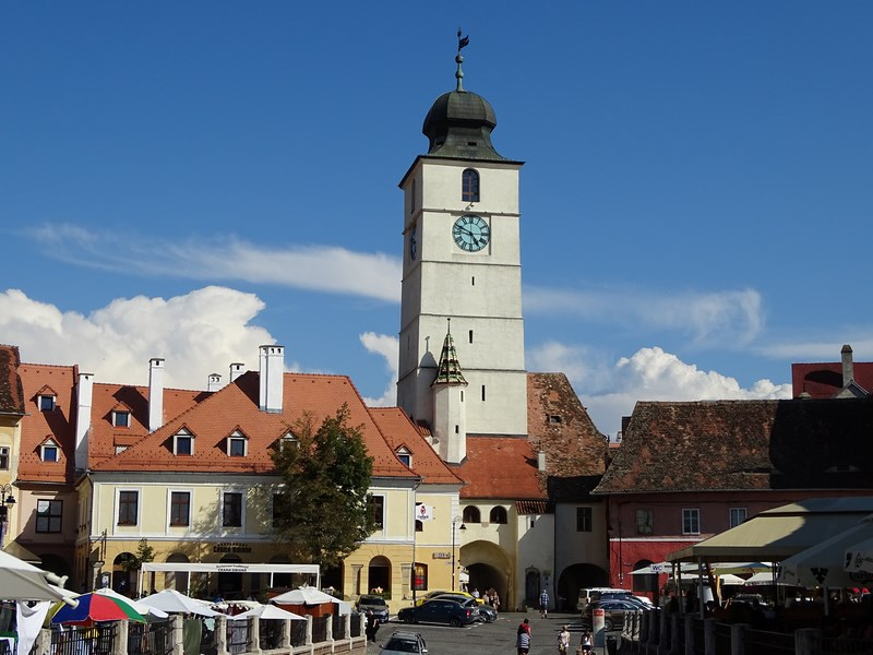 13. Sibiu, Transilvania