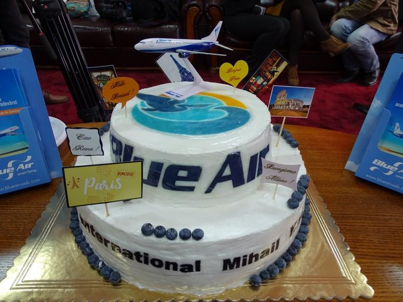 14. Tort Blue Air