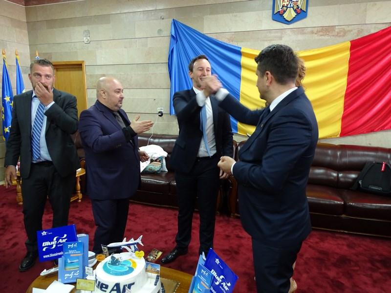 16. Parteneriat Blue - Constanta