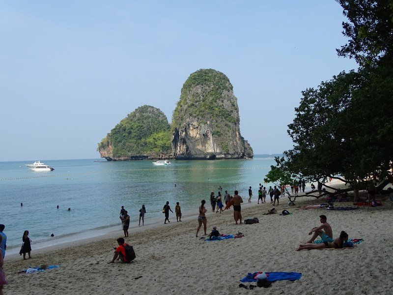 22. Phra Nang Beach - Railay