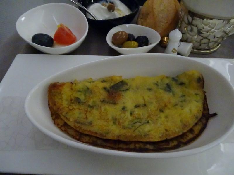 35. Omleta turceasca