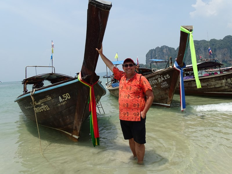 38. Ao Nang - Railay ferry