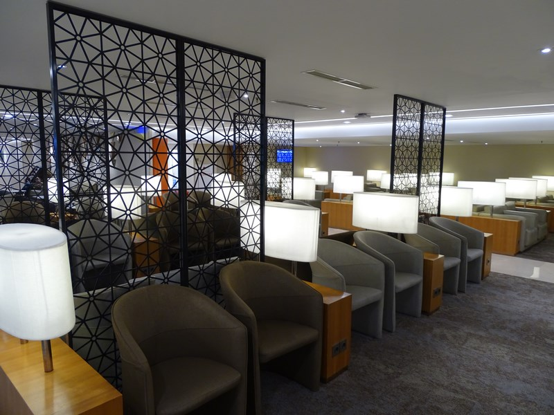 39. Garuda business lounge