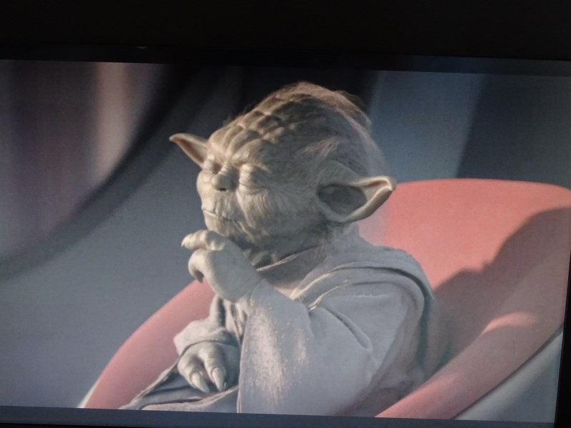 40. Master Yoda