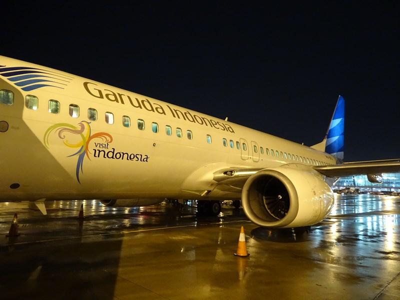 42. Garuda Indonesia