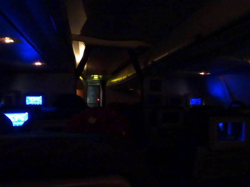 45. Intuneric in avion