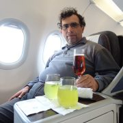45. Qatar Airways Business Class A321