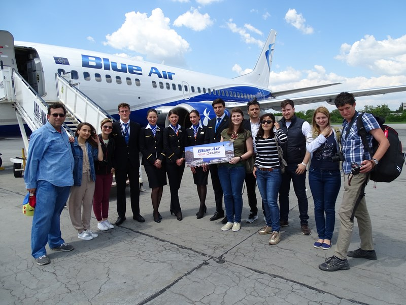02. Infotrip Oradea - Blue Air