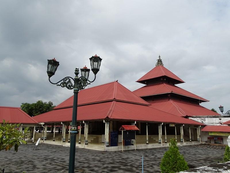 02. Moschee Yogyakarta