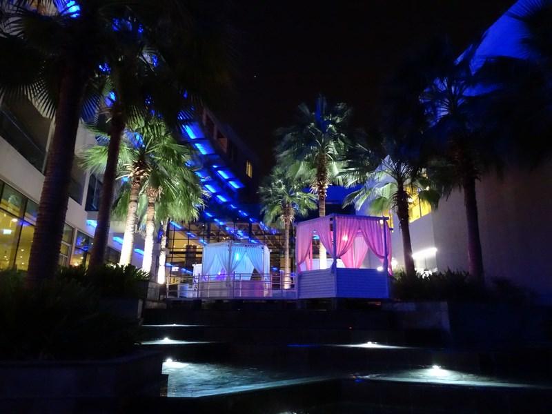 03. Rixos Palm noaptea