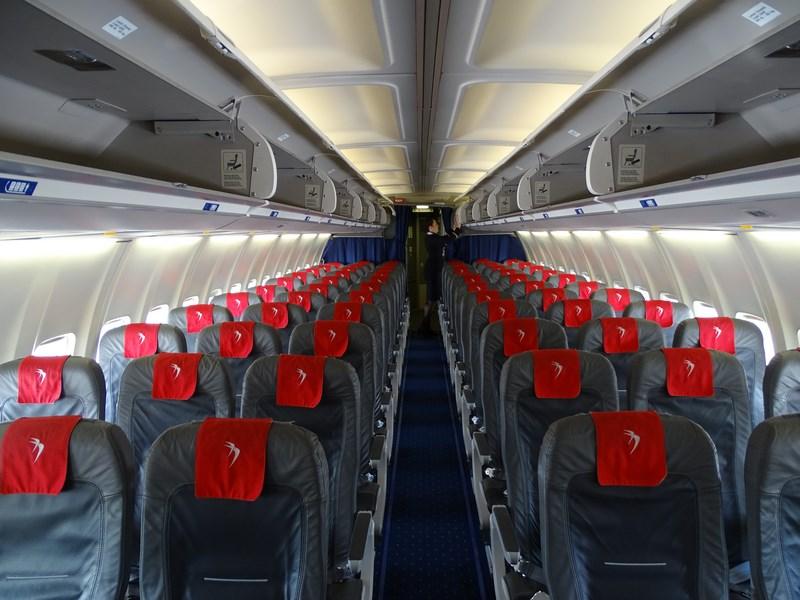05. Blue Air Boeing 737