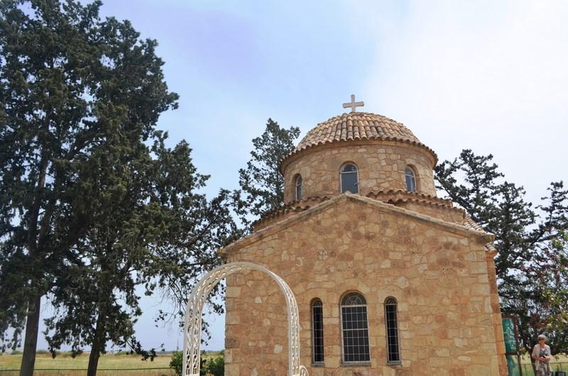 05. Sf Barnabas- Bisericuta in care e mormantul
