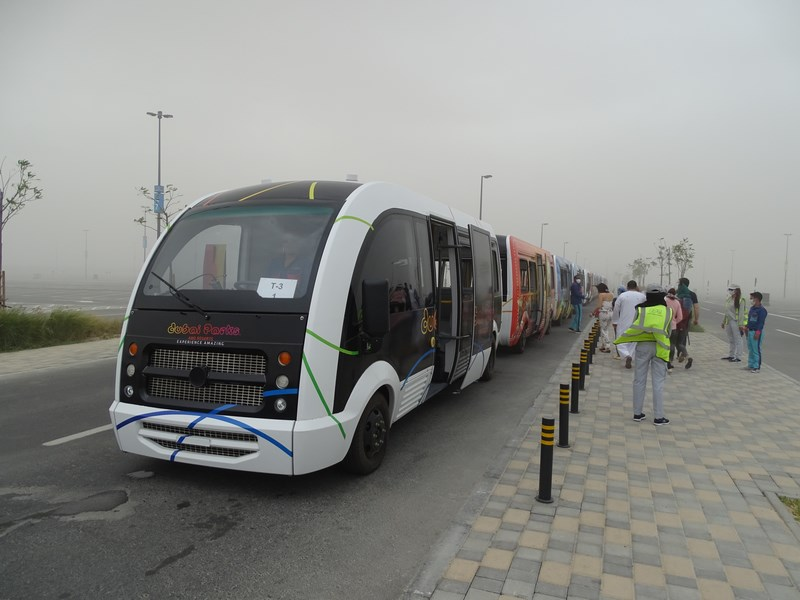 05. Transport Dubai Parks & Resorts