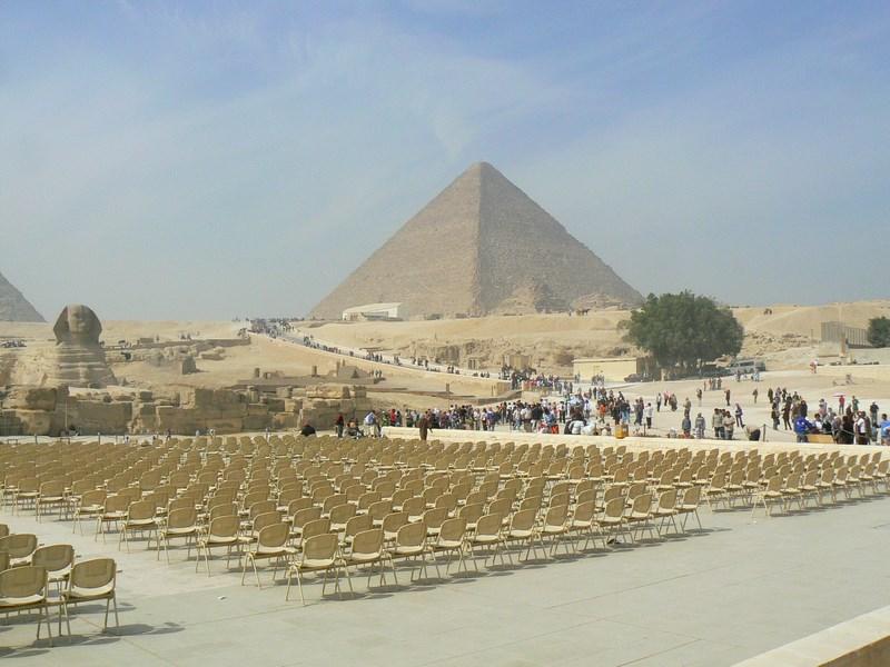 06. Piramida Giza, Egipt