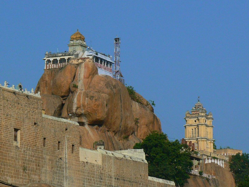 06. Rock Fort Trichy