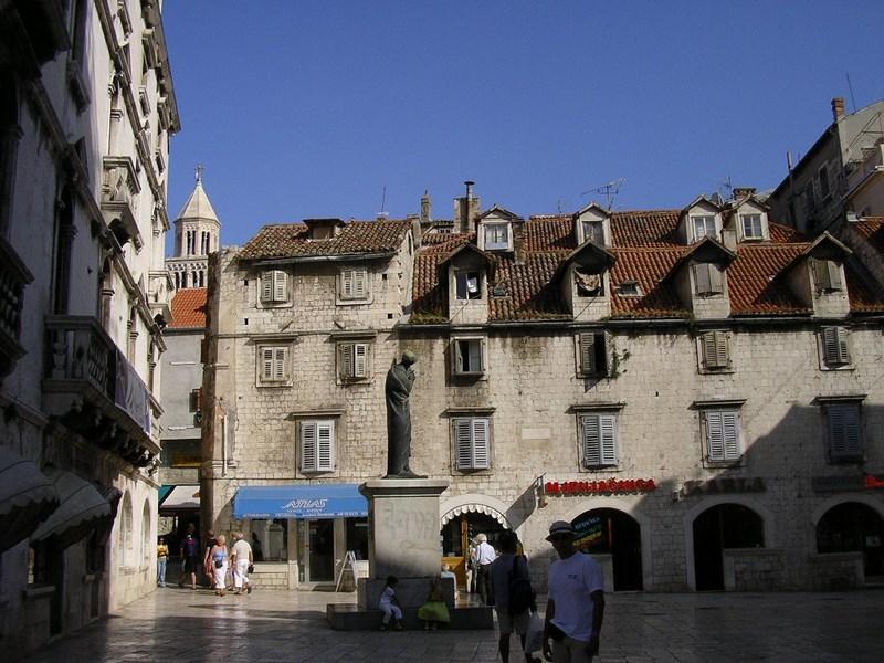 06. Split - orasul vechi