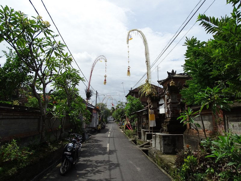 07. Penjor in Bali