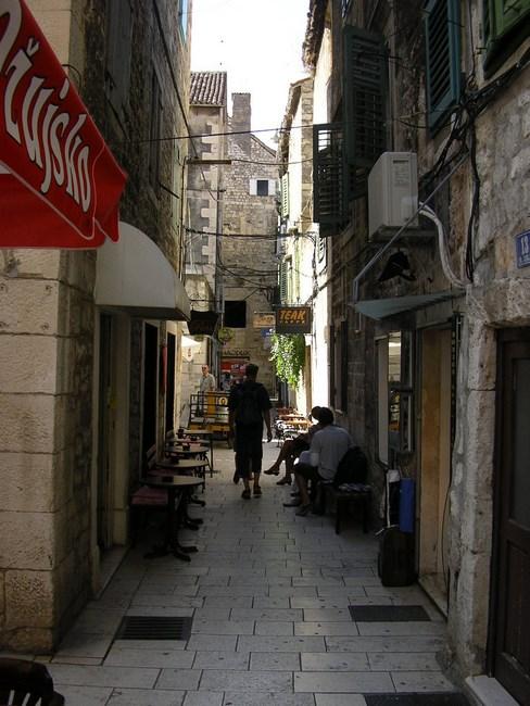 07. Split - centrul vechi