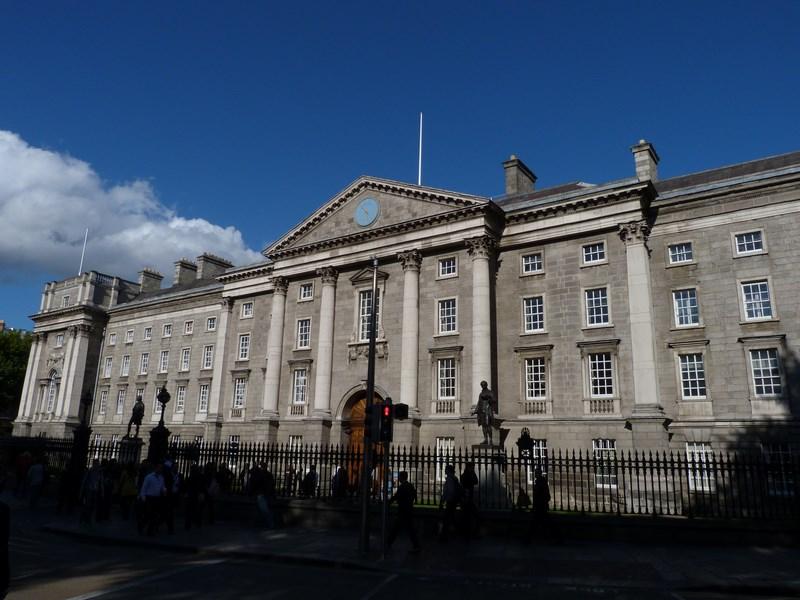 07. Trinity College Dublin