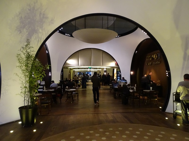 08. Istanbul business lounge