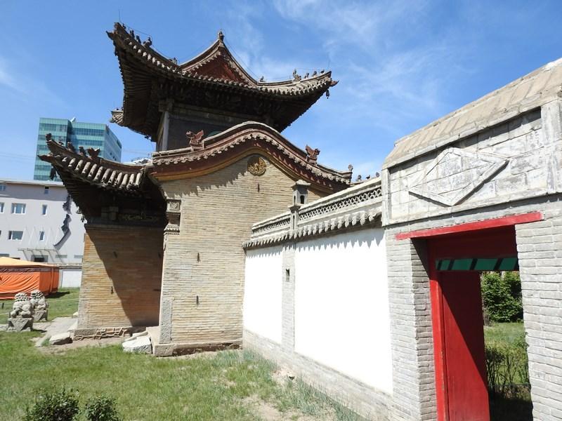 09. Manastire mongola