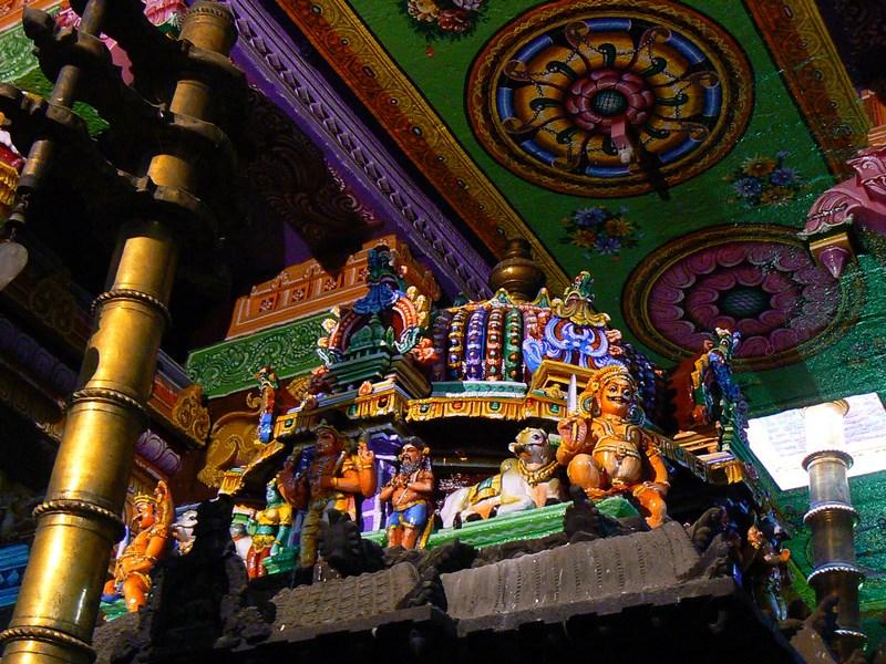 09. Templu hindus Madurai