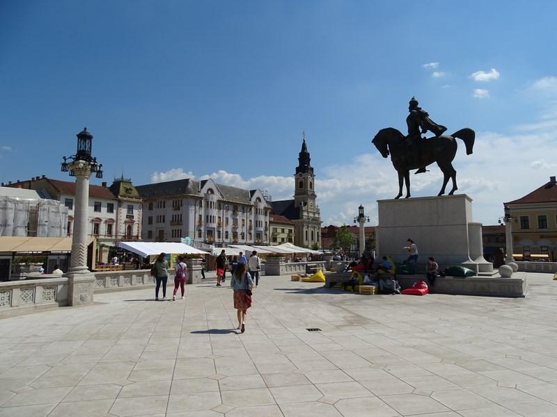 11. Piata Unirii Oradea