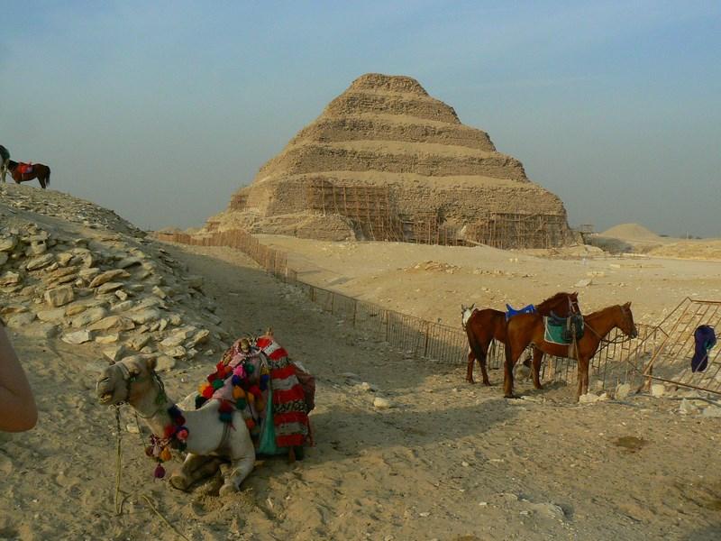 11. Piramida Saqqara
