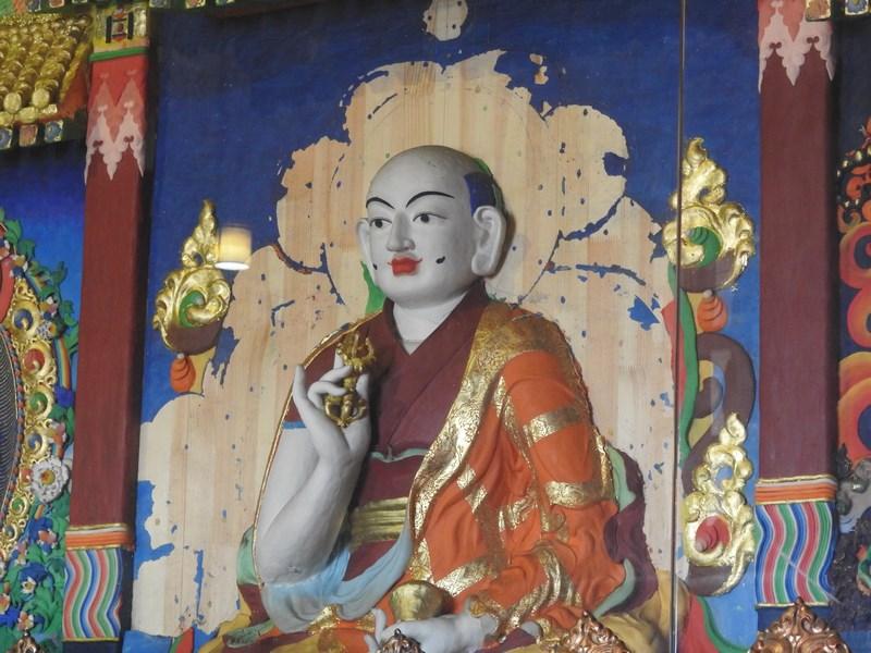 11. Statuie mongola