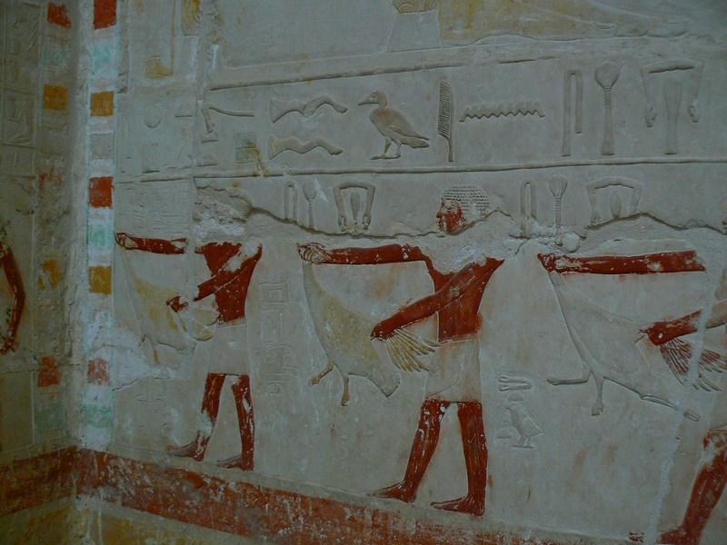 12. Picturi murale Egipt