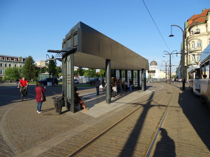 12. Statie tramvai Oradea