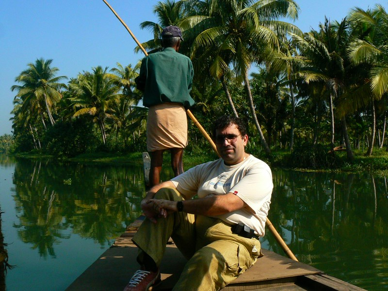13. Backwaters Kerala
