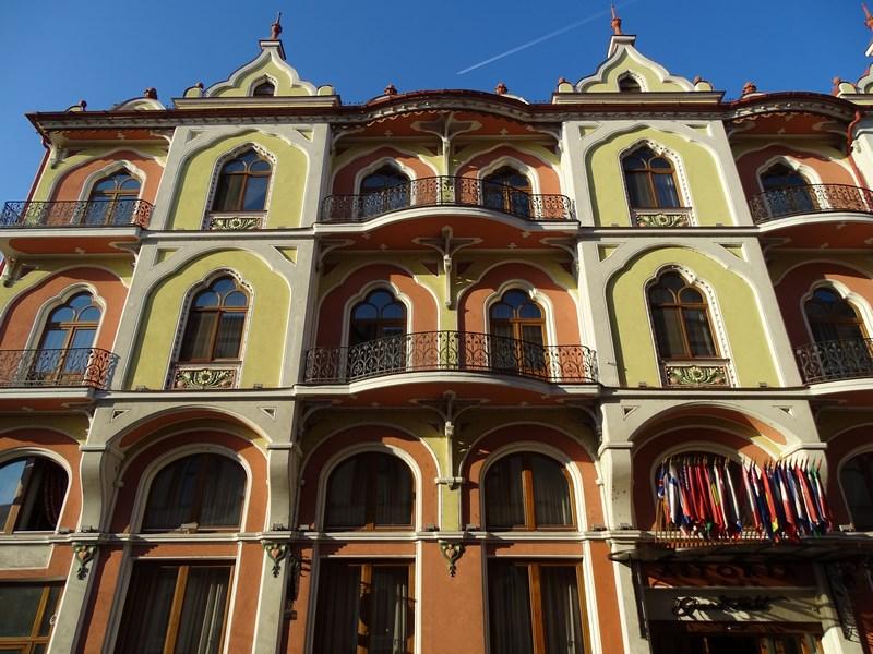 13. Hotel Oradea