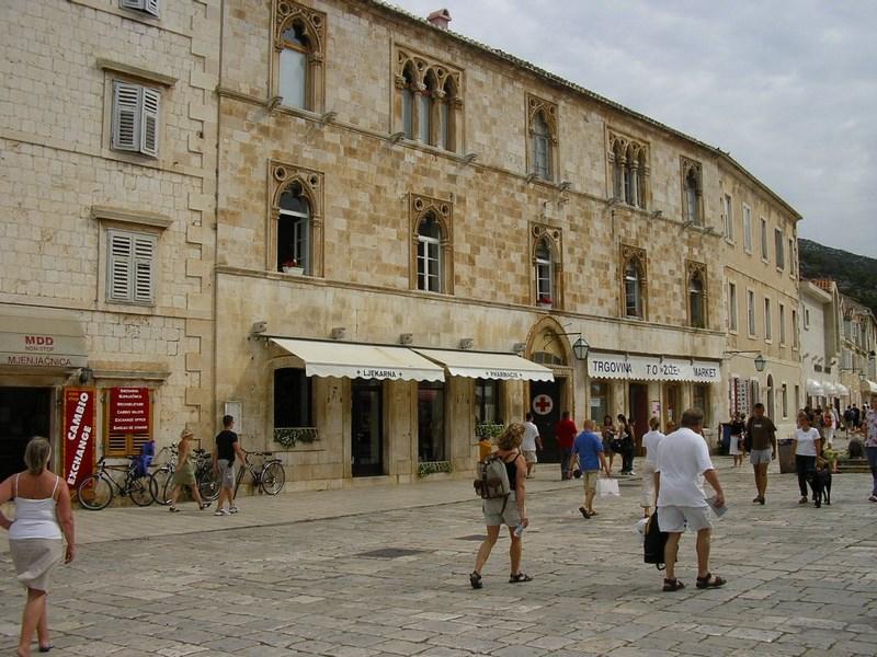 14. Centru Hvar City
