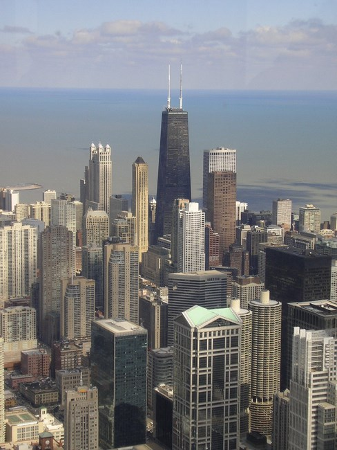 14. Panorama Chicago