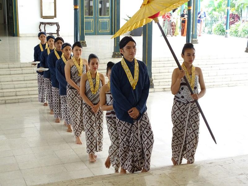 16. Ceremonia ceaiului - Java