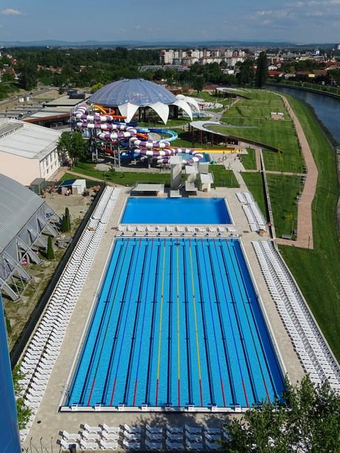 17. Bazin olimpic Oradea