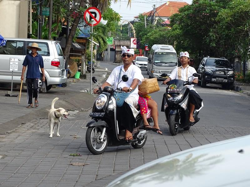 17. Motorete in Bali