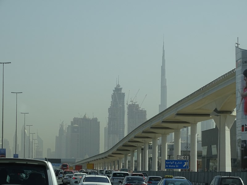 19. Sheikh Zayed Ave