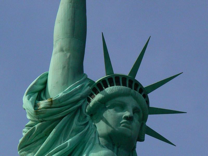 19. Statuia Libertatii - New York, SUA