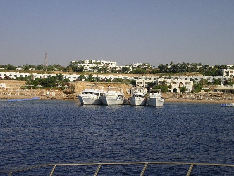22. Dimineata in Sharm
