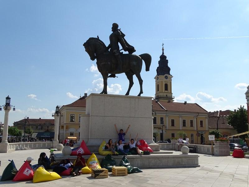 23. Statuia Mihai Viteazu - Oradea