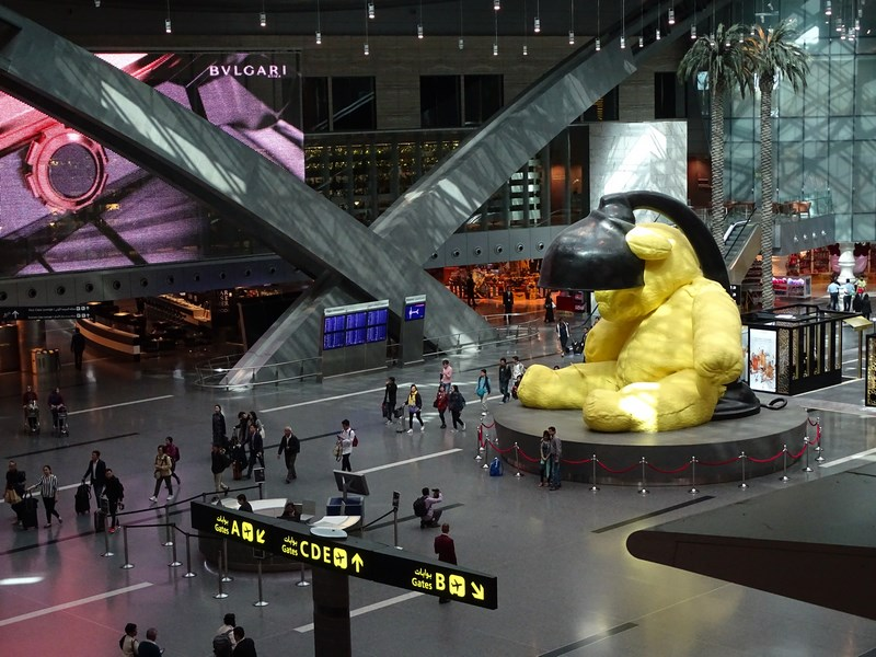 24. Aeroport Doha