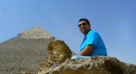 26. Piramida Cairo Egipt